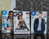 3 Problemas en miniatura de la revista GQ