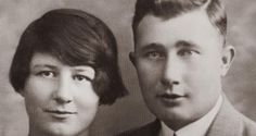 Neili & Peats O Guithin in Springfield MA 1928. They are the daughter and son of Peig Sayers.