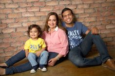 """""""Family Fun"""" Professional Family Photography by Portrait Creations photography studio located in Charlotte, NC."""