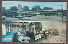 Parkway Motel Middletown Ohio Chrome Postcard Butler County