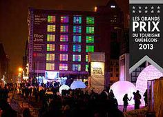 Montreal High Lights Festival - Revel in an atmosphere of light and warmth in the middle of winter. Hundreds of exceptional gastronomic and wine tasting activities, shows (music, dance, theater, circus...) and a free outdoor illuminated site in the heart of the Quartier des spectacles.