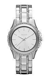 DKNY Brooklyn Stainless steel with Crystals Women's watch #NY8698 DKNY. $129.99