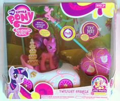 My Little Pony Twilight Sparkle RC Car Vehicle #Hasbro 5 Minute Crafts Videos, Craft Videos, Sparkle Pony, My Little Pony Collection, My Little Pony Twilight, Car Vehicle, My Little Pony Friendship, Twilight Sparkle, Equestria Girls