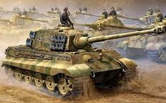 King Tiger Tank Re-Pinned by HistorySimulation.com