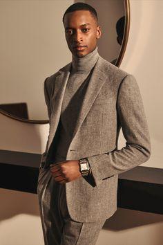 Suit Fashion, Mens Fashion, Cashmere Suit, Madrid, Vintage Mode, Well Dressed Men, Gentleman Style, Wedding Suits, Designer