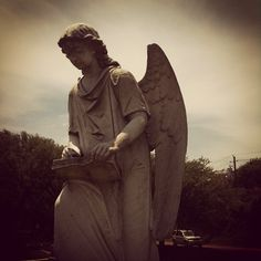 #turningangel turns to the right #natchez #cemetery #memorialday