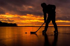 sunset goalie