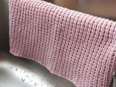 dk: Ugens kludeopskrift i økologisk bomuldsgarn Knitted Afghans, Knitted Hats, Knitting Stitches, Knitting Patterns, Simple Living, Knit Crochet, Diy And Crafts, Nars, Blanket