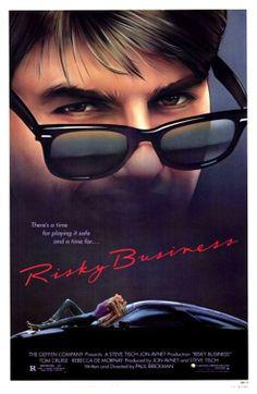 RISKY BUSINESS // usa // Paul Brickman 1983
