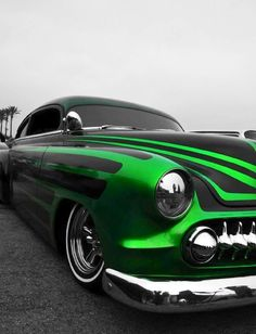 Look at the use of green... awesome