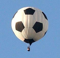 Hot Air Balloon Festival - Soccer Ball