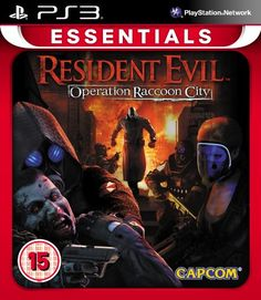 Resident Evil Operation Raccoon City PlayStation 3 Essentials PS3 ** Learn more by visiting the image link.(It is Amazon affiliate link) #likesback
