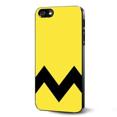 Charlie Brown Yellow Black Chevron Samsung Galaxy S3 S4 S5 Case Samsung Galaxy Note 3 Case iPhone 4 4S 5 5S 5C Case Ipod Touch 4 5 Case