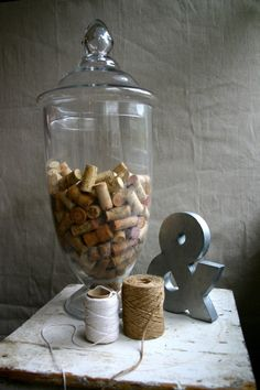 Tips For Collecting Wine Corks For Craft Projects