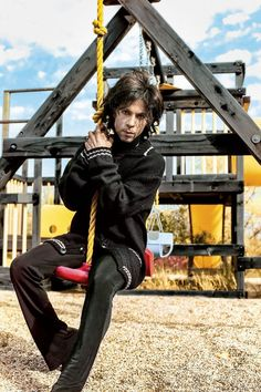 The Artist Prince 9 x 7 color pin-up photo print on a kid's swing Prince Images, Pictures Of Prince, The Artist Prince, Prince Purple Rain, Pin Up Photos, Park Photos, Paisley Park, Roger Nelson, Prince Rogers Nelson