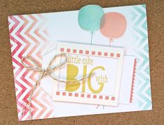 Be Inspired Group Post_crbwish big card  Stampin' Up!