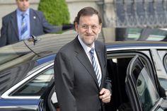 13/06/2012 Madrid, España El Presidente del Gobierno, Mariano Rajoy, asiste a la sesión de control al Gobierno, celebrada en el Congreso de los Diputados Fotografía: Diego Crespo / Moncloa Presidencia del Gobierno