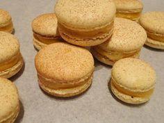 The Extraordinary Art of Cake: Apple Pie Macaron Recipe