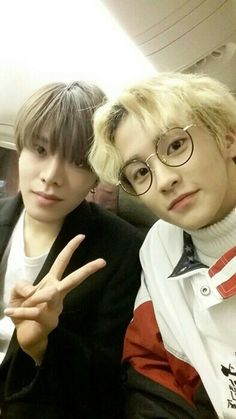 NCT || Yuta & Mark