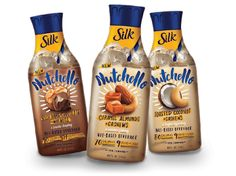 Naturally Sukirti : Review: NEW Silk Nutchello Beverages