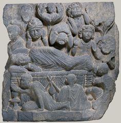 The Death of the Buddha (Parinirvana)