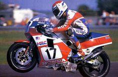 Daytona 200 1985  Freddie Spencer NSR500NV0B #fastfreddie #freddiespencer