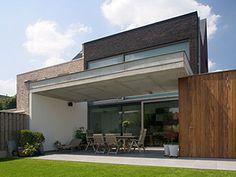Moderne woning • nieuwbouw • Lier • Architectengroep bvba # livios.be