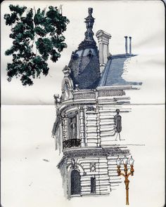 #palaciopaz corner detail #plazasanmartin #BuenosAires #sketch #urbansketchers #urbansketcher #watercolor #windsorAndNewton #moleskine #moleskine_arts #lamylovers #lamy_official #CroquiserosUrbanos #urbanosaires #street #dibujo #drawing #illustration #sketchbook #locationDrawing #lineDrawing #bestsketwch #archisketcher #SketchMuseum #arch_more #sketchcollector #artarchworks #arch_grap #sketchwalker