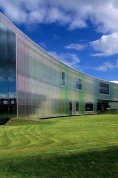 Herzog & DeMeuron Laban Dance Center, UK