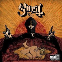 Ghost B.C. Infestissumam on Colored LP + MP3 Download Hailing from Linkoping, Sweden, Ghost B.C. formed in 2008. They released their heralded debut, Opus Eponymous in 2010. U.K.'s Metal Hammer praised