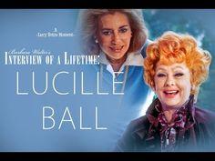 You And Me (Eu e Você): Dica de Vídeo: Lucille Ball & Barbara Walters: An ...
