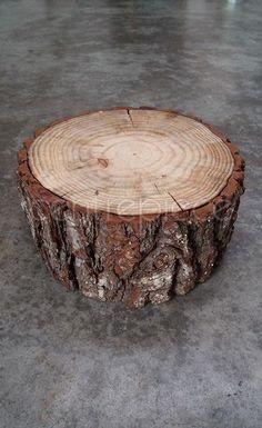 Cake Stand Log 16.5