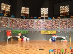 VBS Stadium Decorations | Mr. Mark's Classroom