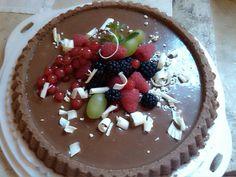 Torta al cioccolato... Per i piu' golosi:-)