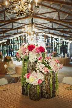 Barn Wedding  BARN BEAUTY!  Venue:  The Barn at Twin Oaks Ranch, Dardanelle, Arkansas  Florals:  A Southern Tradition  Photography:  Melissa McCrotty Photography