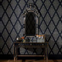 "Vlies-Tapete \""Jewel Black & Gold\"" Kollektion JmD - Fabulous 31-166-003: Amazon.de: Baumarkt"