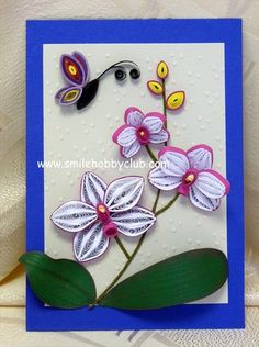 quilling, just as an idea, can't access the original idea. but maybe i could figure it out? Love the picture!