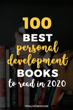 What are the best personal development books? What self-help books are life changing? Click here for 100 best personal growth books for your reading lists. Find inspiration, confidence, motivation and happiness. #PersonalDevelopment #Books #ReadingList #BooksList #InspirationalBooks #SelfHelpBooks #BestBooks #PersonalGrowth #SelfDevelopment #SelfImprovement #SelfHelp #GrowthMindset #Motivation #Inspiration #GoalSetting #SelfEsteem #LifeHacks #Success Inspirational Books To Read, Motivational Books, Top Books To Read, Good Books, Personal Development Books, Self Development, Life Changing Books, Reading Lists, Book Recommendations