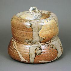 DON REITZ; Lidded Jar, 1997