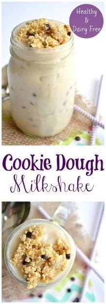 Cookie Dough Milksha