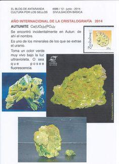 AUTUNITE - encina 3