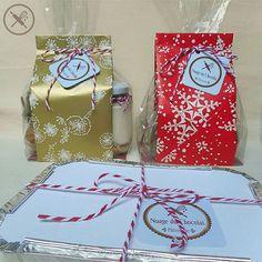 Dia de frete grátis com muitas entregas! Pacotinhos de final de ano com embalagem de natal e brownitex tradicional. Aproveite que o tempo está acabando para encomendar o seu pacotinho, somente até dia 20! Só enviar um email para nuageduchocolat@gmail.com ou um Whatsapp para 11 964562067.