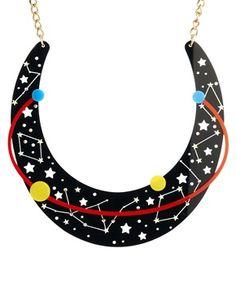 Tatty Devine Sky Astronomy Necklace