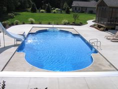 Fox Pool with Autocover