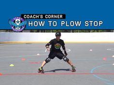 Plow Stop 101: How to Plow Stop - YouTube
