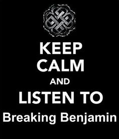SEE HOW BREAKING BENJAMIN RETURN :  http://drumsbomb.com/breaking-benjamin-returns  LET THE WORLD NOW HOW FU*KING AWESOR IS THAT