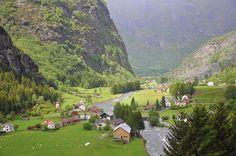 Flam-Noruega-norway