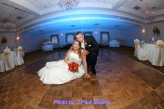 The lovely newlyweds Terry & Ziggy at Pierre's Of South Brunswick !