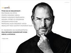 Nežite život niekoho iného Steve Jobs, Fictional Characters, Fantasy Characters