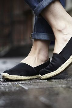 Espadrille Slip-ons  | Chanel Dror's Essentials | Camille Styles
